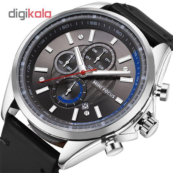 خرید ساعت مچی عقربه ای مردانه مینی فوکوس مدل mf0080g.02