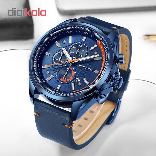 خرید ساعت مچی عقربه ای مردانه مینی فوکوس مدل mf0080g.04