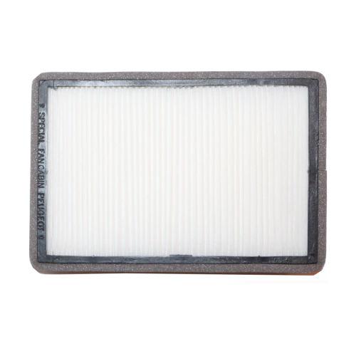 فیلتر کابین خودرو مدل LF405 پلاس مناسب برای سمند و پژو و پارس بسته 50 عددی بدون جعبه
