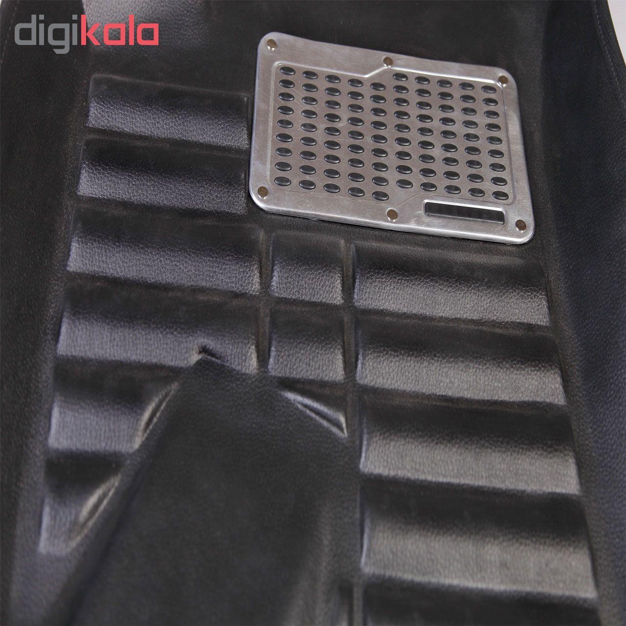 کفپوش سه بعدی خودرو مدل پالیز مناسب برای دنا-سمند-پژو 405-پارس main 1 5