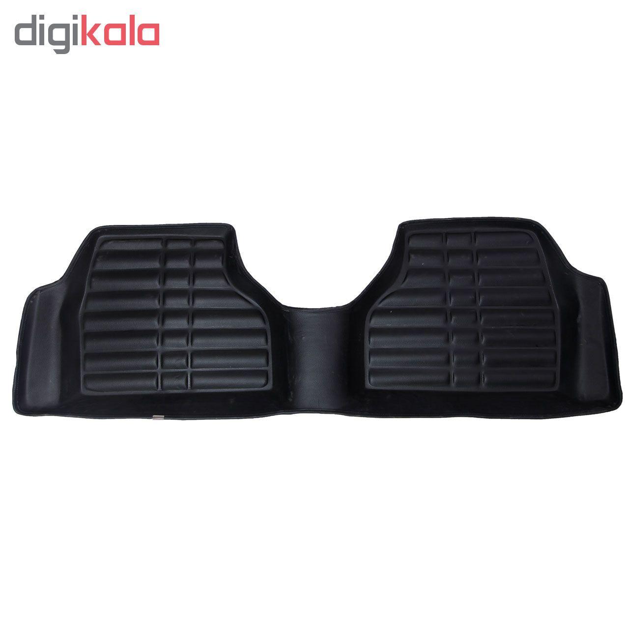 کفپوش سه بعدی خودرو مدل پالیز مناسب برای دنا-سمند-پژو 405-پارس main 1 7