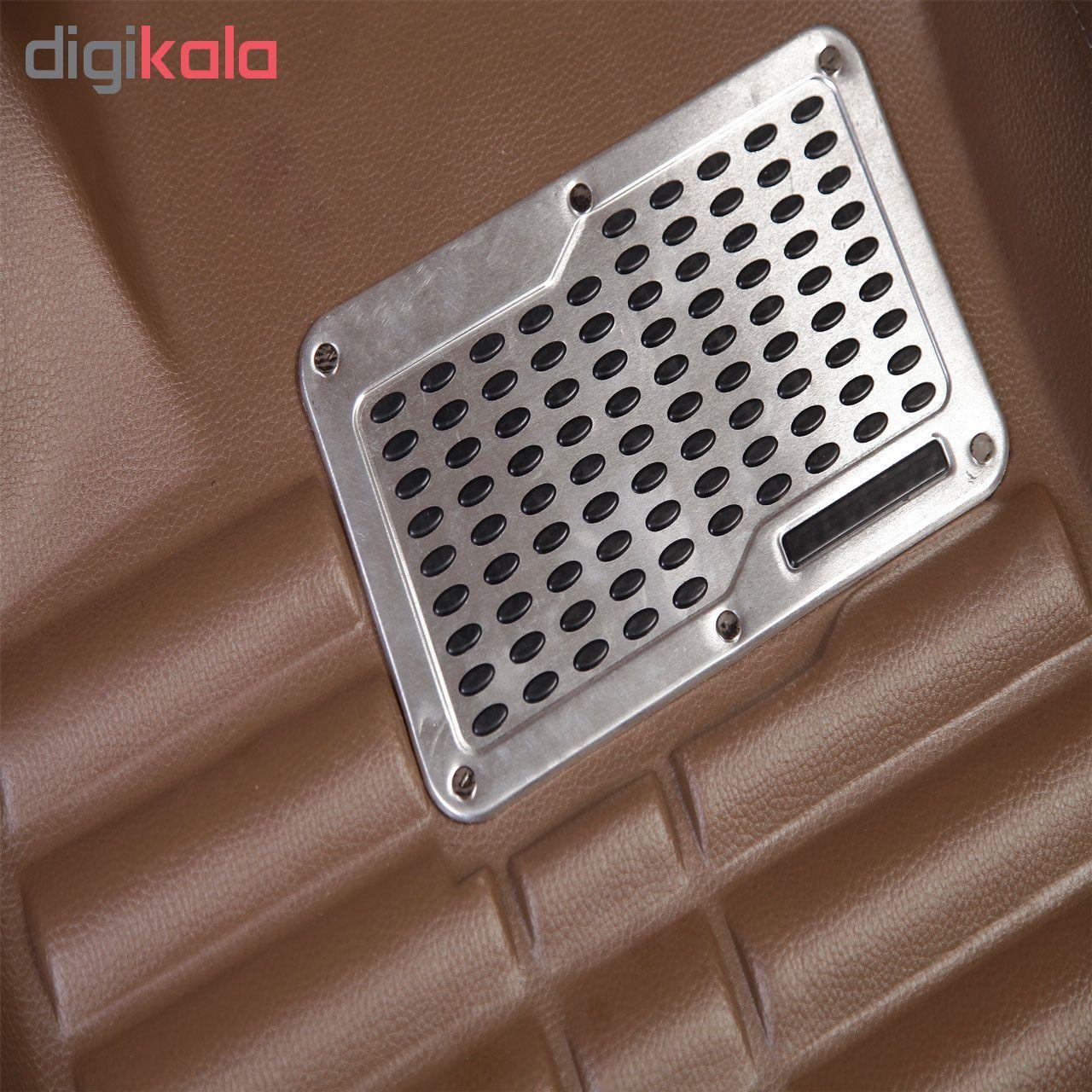 کفپوش سه بعدی خودرو مدل پالیز مناسب برای دنا-سمند-پژو 405-پارس main 1 8