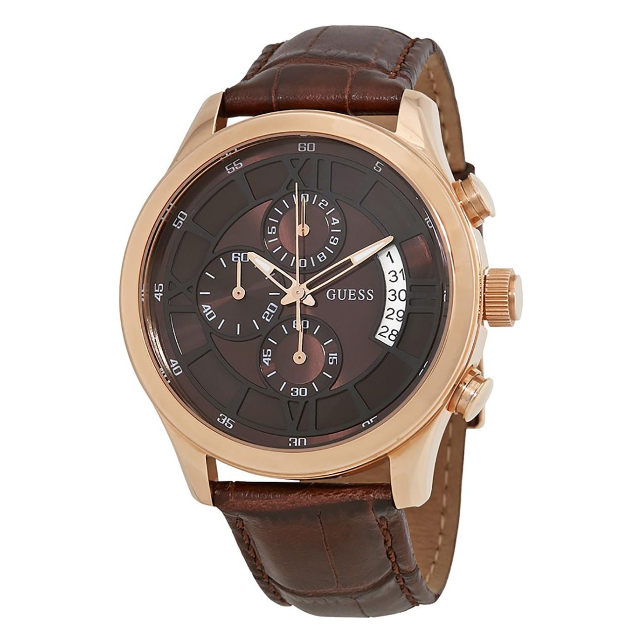 ساعت مچی عقربه ای مردانه گس مدل W14052G2