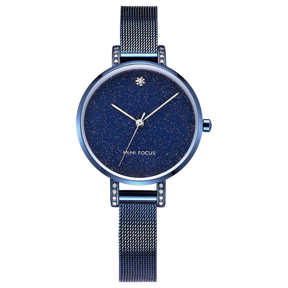 ساعت مچی عقربه ای زنانه مینی فوکوس مدل mf0160l.03