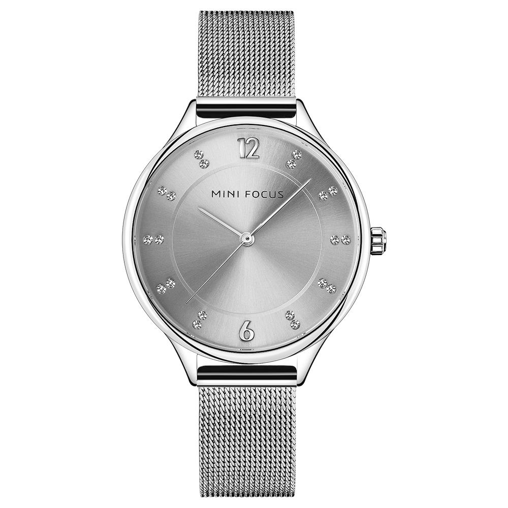 ساعت مچی عقربه ای زنانه مینی فوکوس مدل mf0045l.02