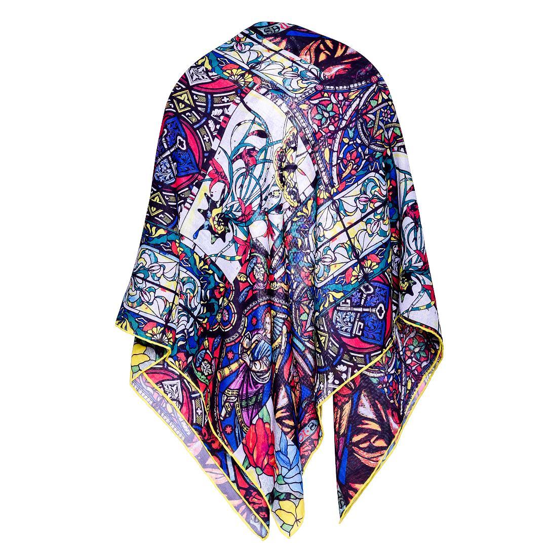 قیمت روسری زنانه کد 0001