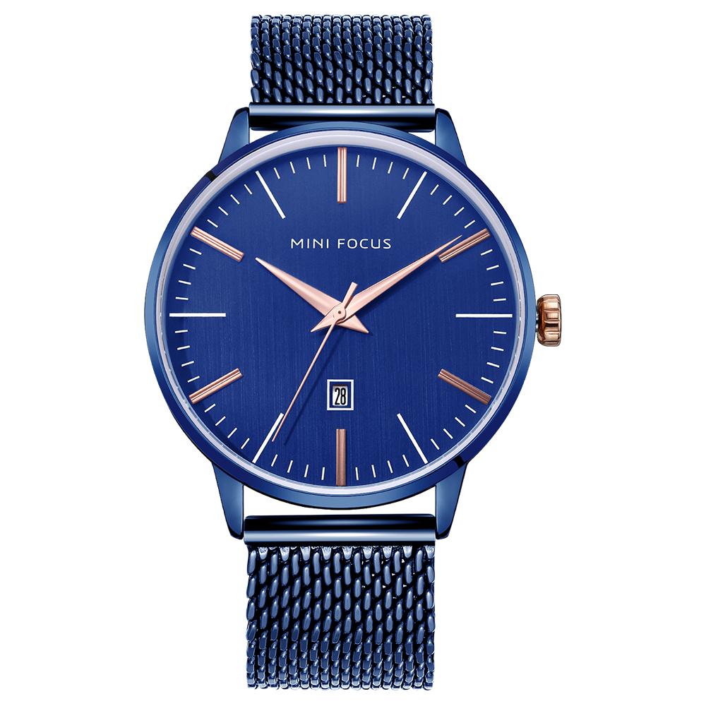 ساعت مچی عقربه ای مردانه مینی فوکوس مدل mf0115g.08