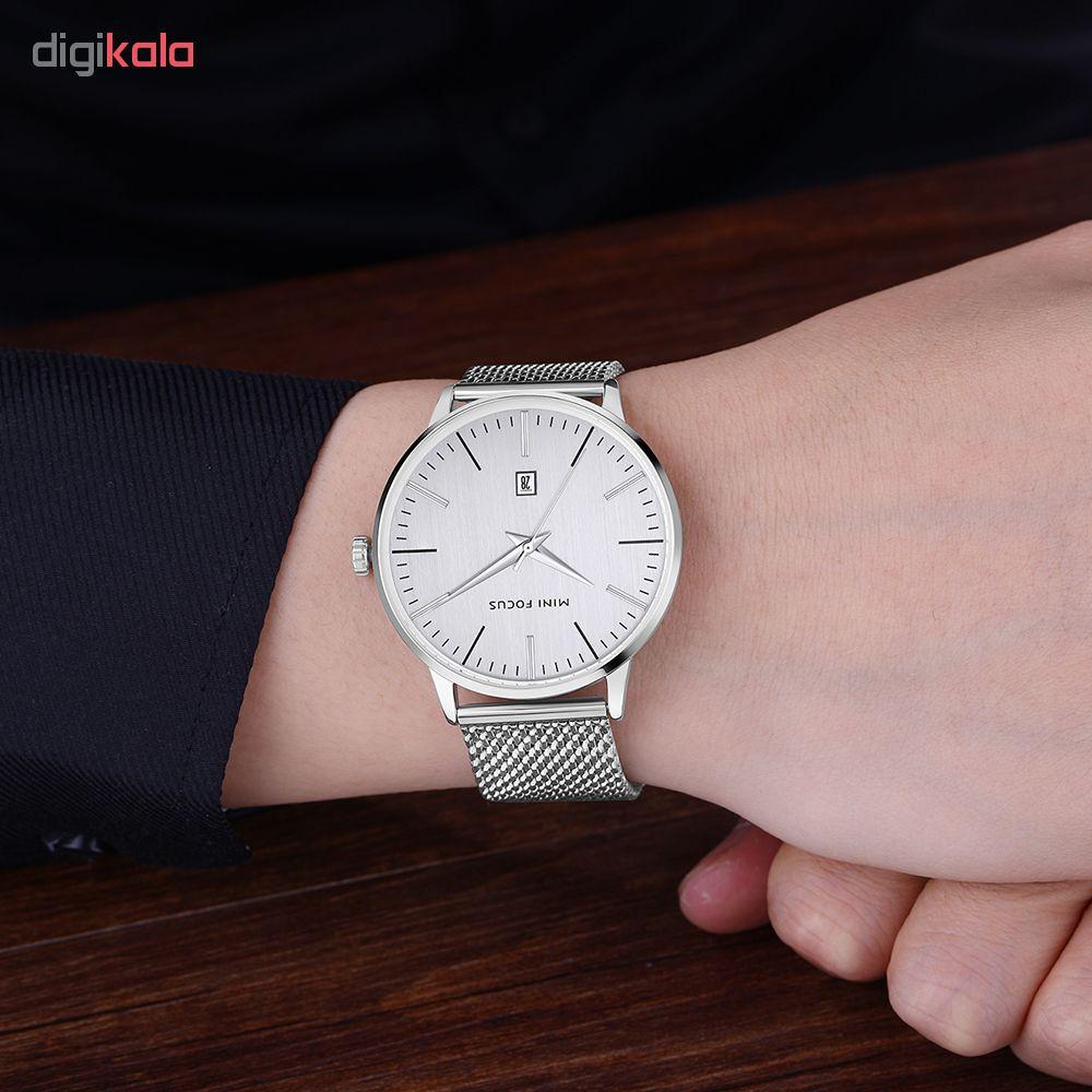 ساعت مچی  مردانه مینی فوکوس مدل mf0115g.05              اصل