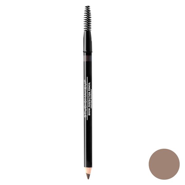 مداد ابرو استودیو میکاپ مدل Perfection شماره 02