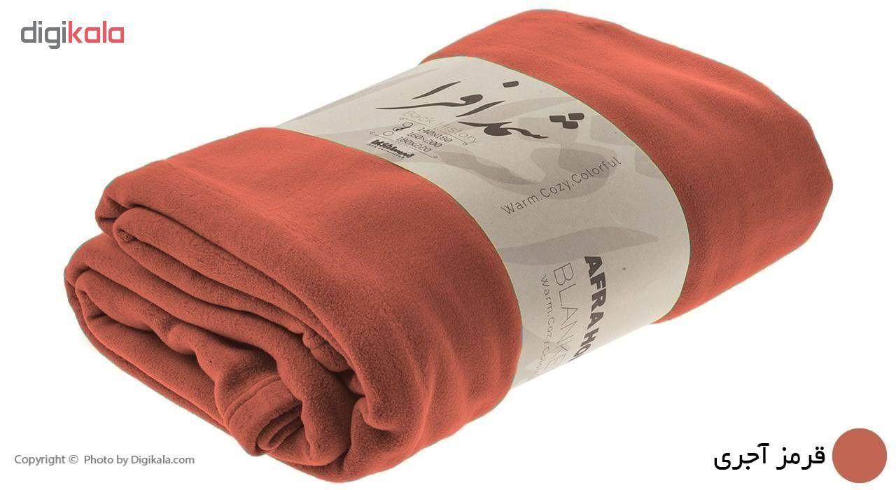 پتوی شمد افرا مدل Philis Soft Four Season سایز 180 × 140 سانتی متر main 1 14