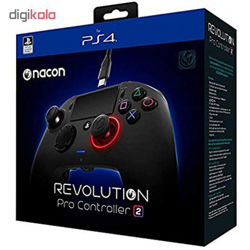 دسته بازی ناکن  مدل Revolution Pro 2
