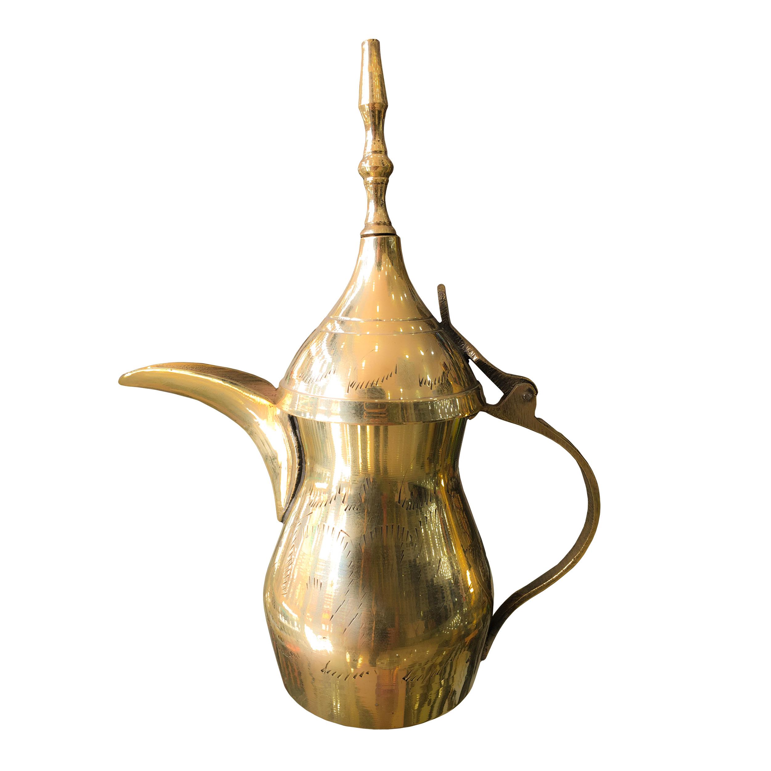 قهوه جوش عربی (الدله) مدل AL'Arabia