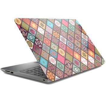 استیکر لپ تاپ طرح سنتی کد 003 مناسب برای لپ تاپ 15 اینچ