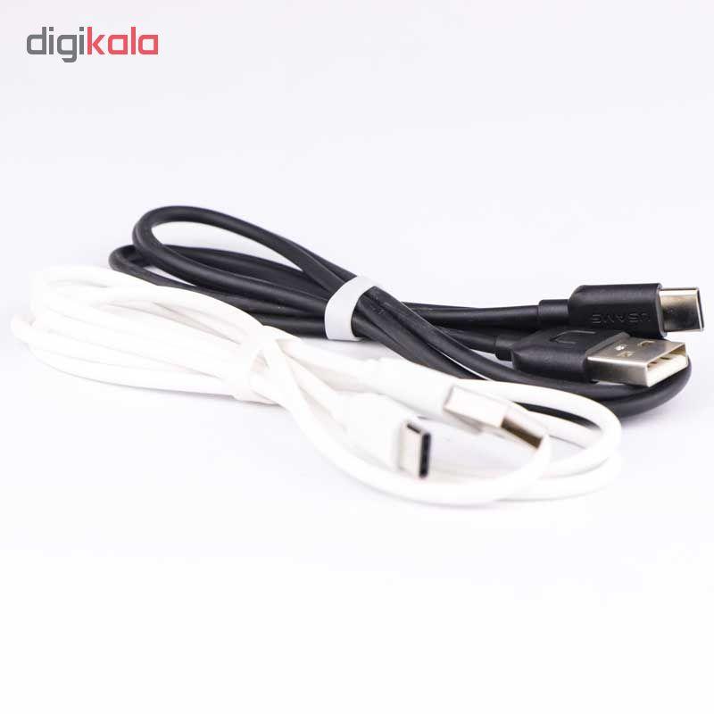 کابل تبدیل USB به USB-C یوسمز مدل US-SJ099 طول 1 متر main 1 3