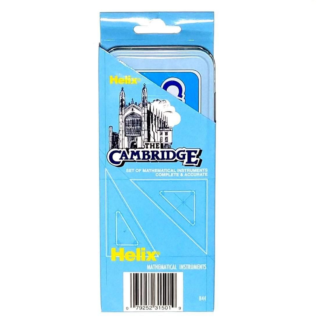 ست لوازم تحریر هلیکس Helix مدل Cambridge مجموعه 9 عددی