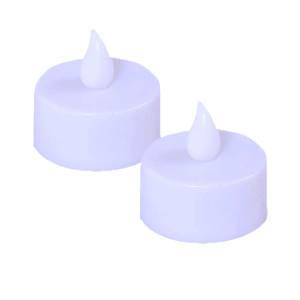 شمع وارمر ال ای دی LED بدون شعله بسته 2 عددی