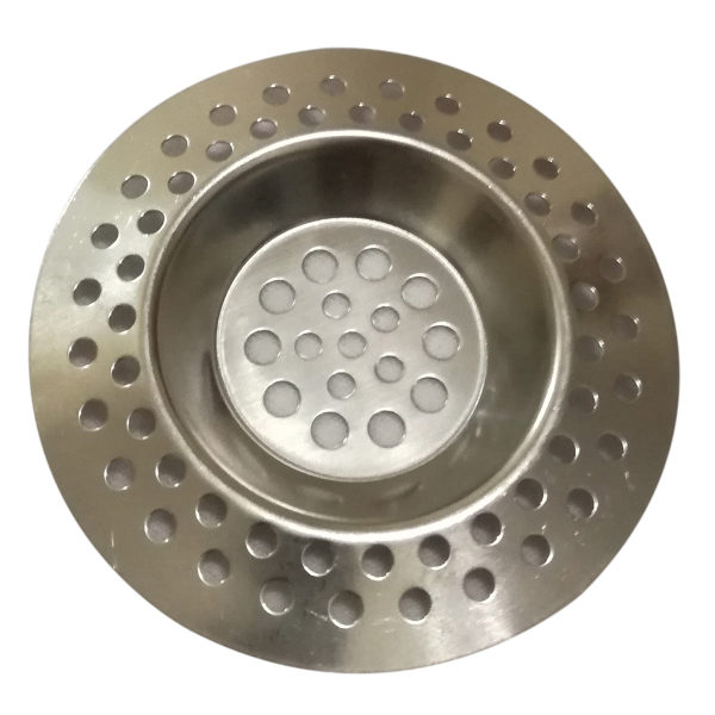 صافی استیل سینک ظرفشویی ابتکار مدل کوچک
