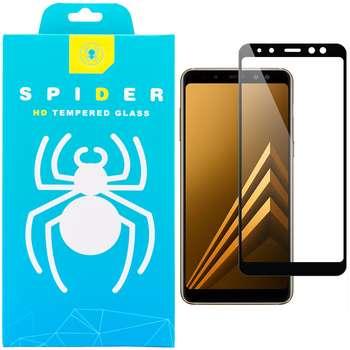 محافظ صفحه نمایش 3D اسپایدر مدل SH23 مناسب برای گوشی موبایل سامسونگ Galaxy A8 2018