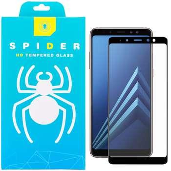 محافظ صفحه نمایش 3D اسپایدر مدل SH23 مناسب برای گوشی موبایل سامسونگ A8 پلاس 2018