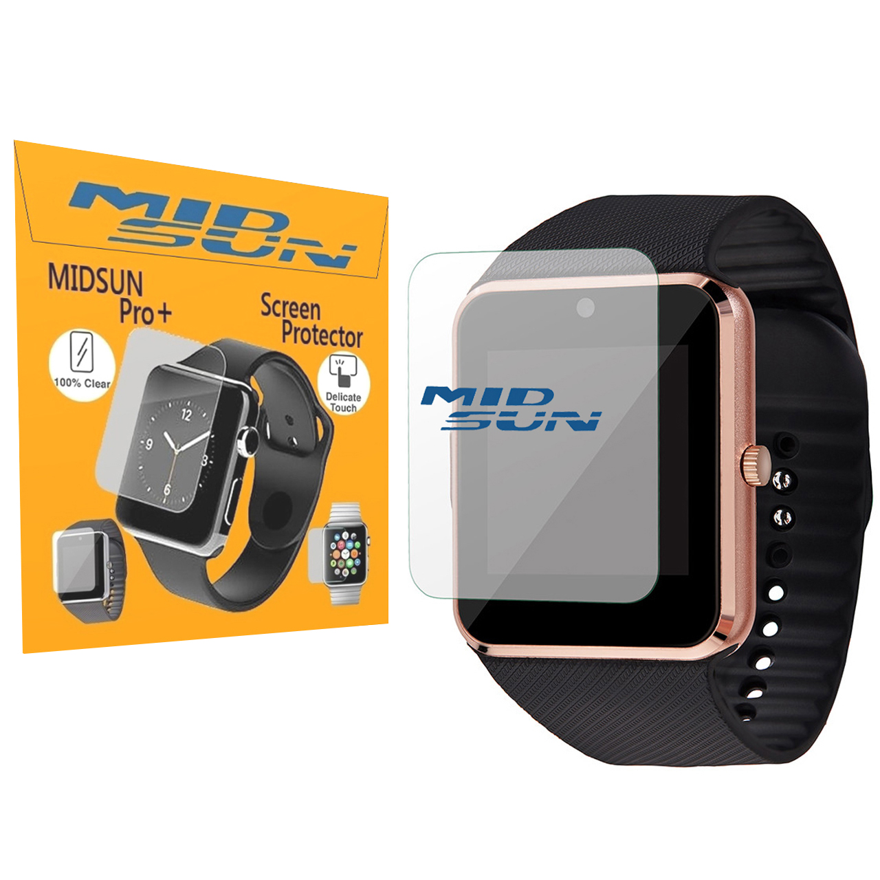 قیمت محافظ صفحه نمایش ساعت هوشمند میدسان مدل +Pro
