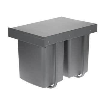 سطل زباله ثامن صنعت مدل S004