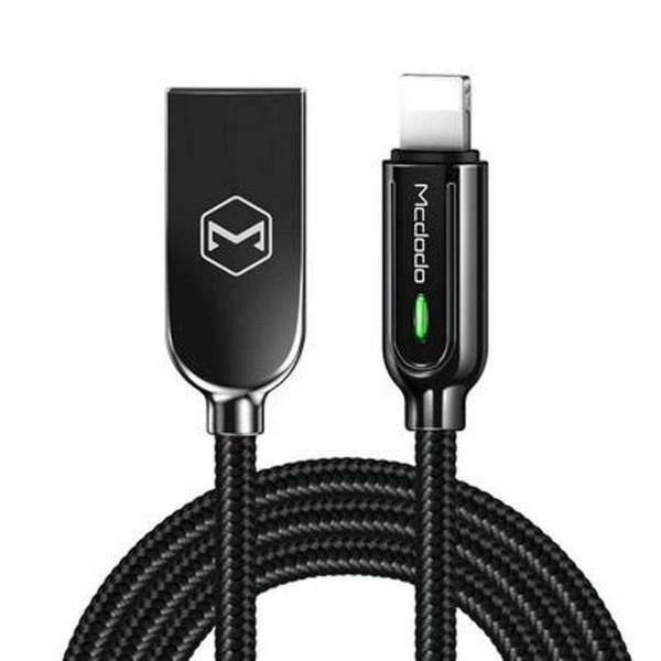 کابل تبدیل USB به لایتنینگ مک دودو مدل CA-470 طول 1.2 متر