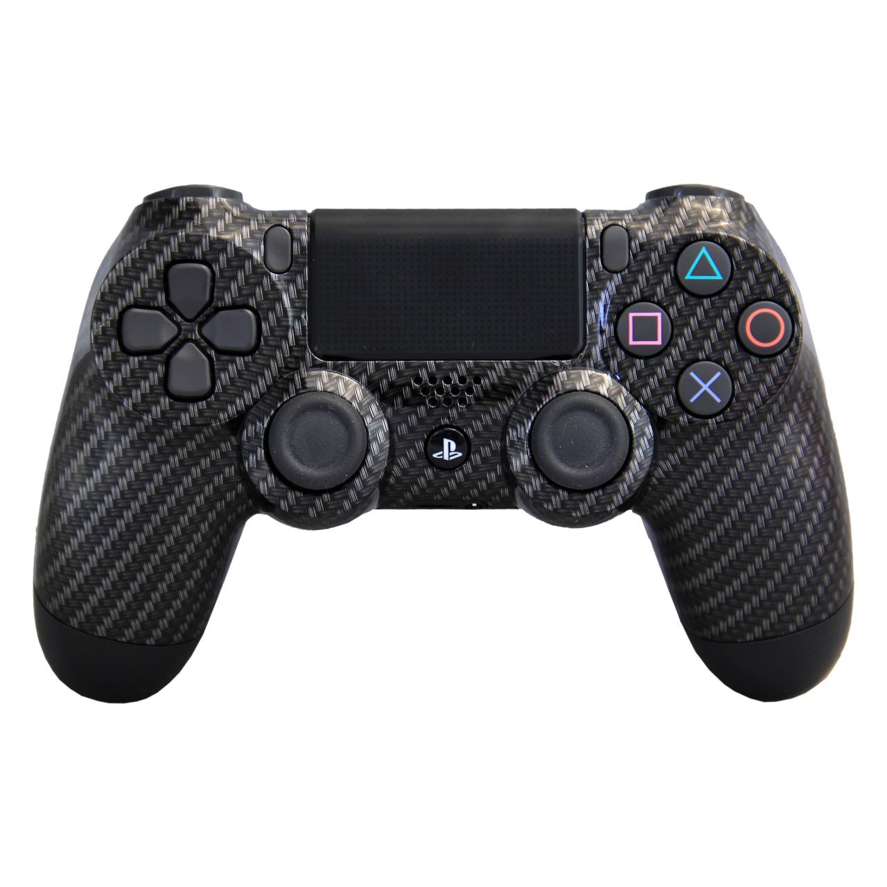 دسته بازی PS4 سونی مدل 2018 DualShock 4 کد 6-110001