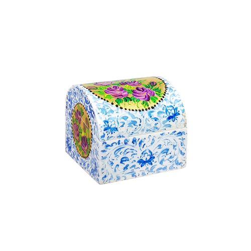 جعبه جواهرات استخوانی مدل SH_56