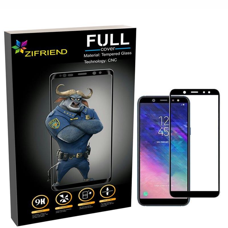 محافظ صفحه نمایش زیفرند مدل X10 مناسب برای گوشی موبایل سامسونگ Galaxy J6 Plus