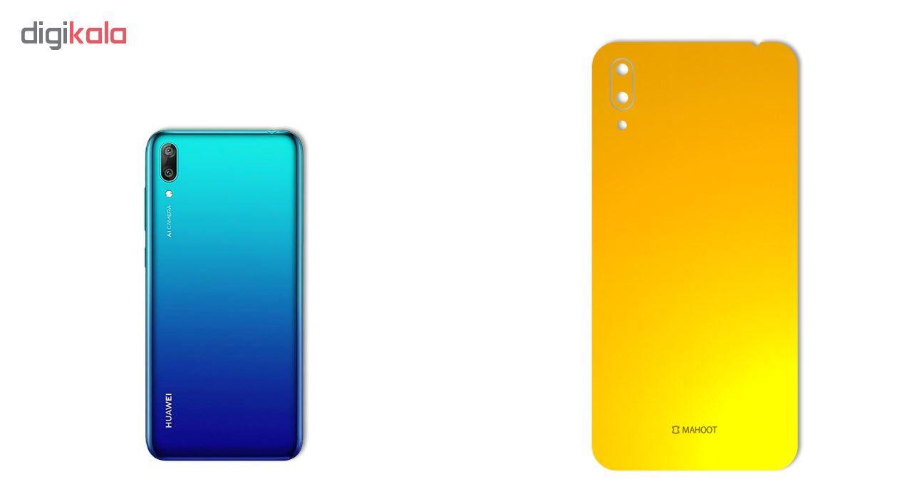 برچسب پوششی ماهوت طرح Color-Special مناسب  برای گوشی موبایل هوآوی Y7 Pro 2019 main 1 5