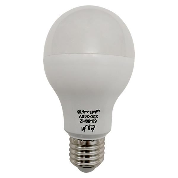 لامپ ال ای دی 15وات افروغ مدل AL15 پایه E27