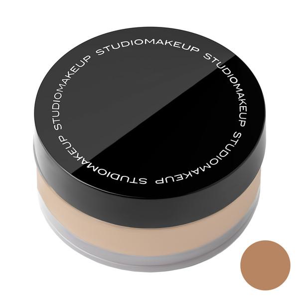 پودر تثبیت کننده آرایش استودیو میکاپ مدل Soft Focus شماره 02