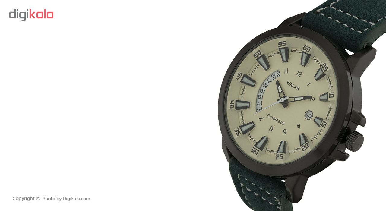 خرید ساعت مچی عقربه ای مردانه والار مدل M1156