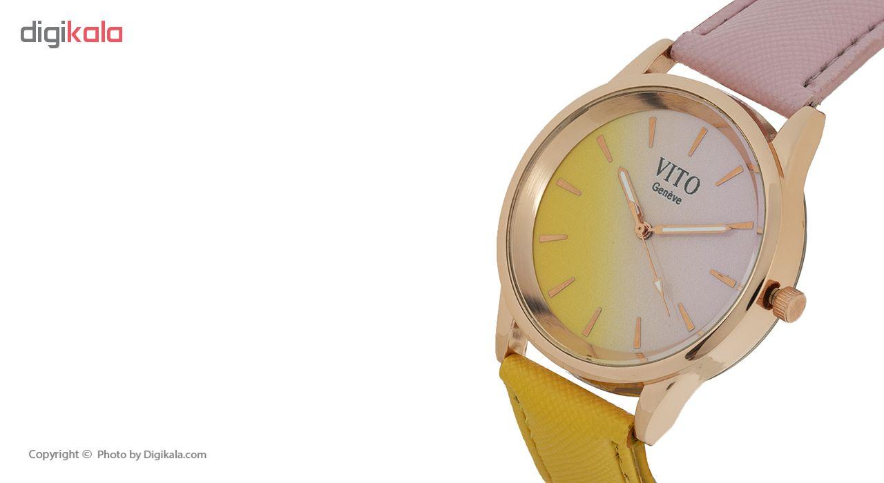 ساعت زنانه برند ویتو مدل V5563