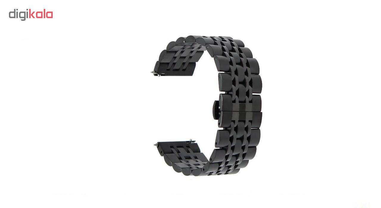 بند ساعت هوشمند مدل Longines مناسب برای ساعت هوشمند Gear S3 main 1 6