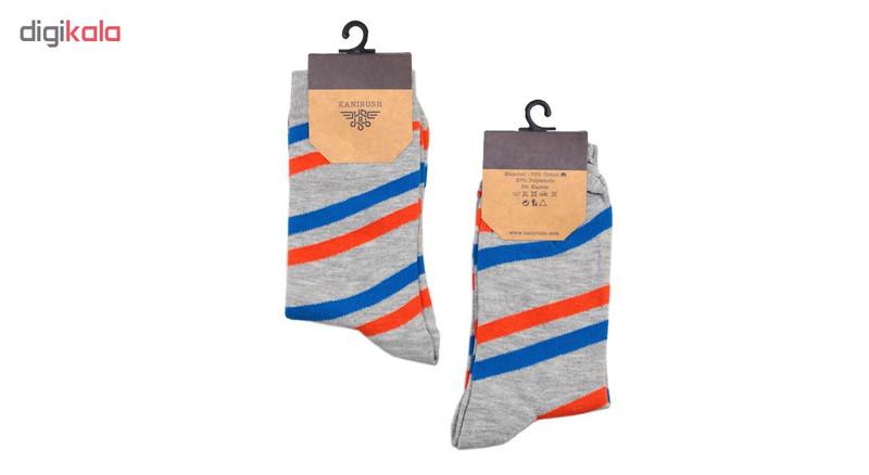 جوراب مردانه کانی راش کد R