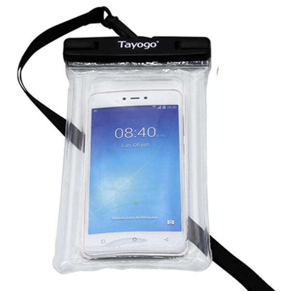 کیف ضدآب تایوگو مدل Z1 مناسب برای گوشی موبایل تا سایز 6 اینچ