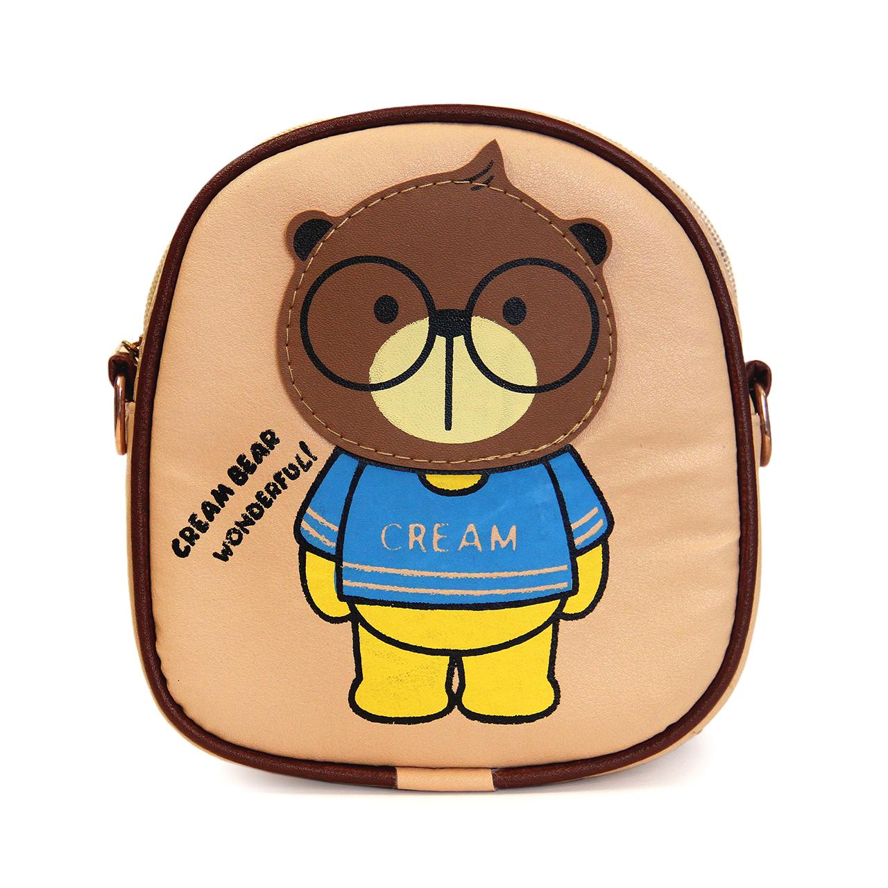 کیف بچگانه طرح خرس 250 تک سایز