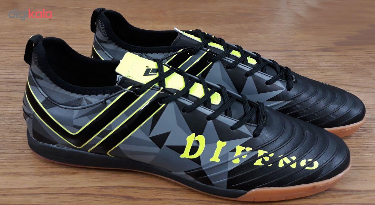 کفش فوتسال مردانه دیفانو دفانو مدل DEF8