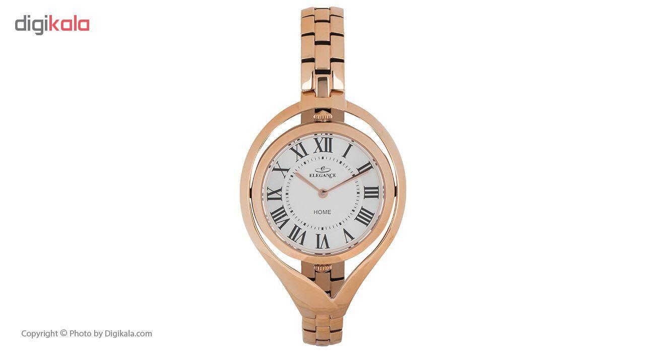 ساعت مچی عقربه ای زنانه الگانس مدل 15013