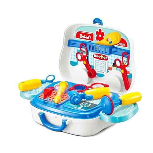 اسباب بازی ست تجهیزات پزشکی مدل Doctors کد 013