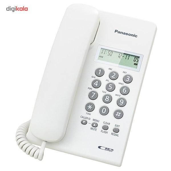 تلفن پاناسونیک مدل KX-TSC60