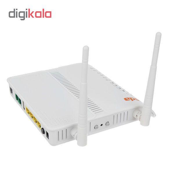 مودم روتر VDSL/ADSL کاسدا مدل KW5262B - A