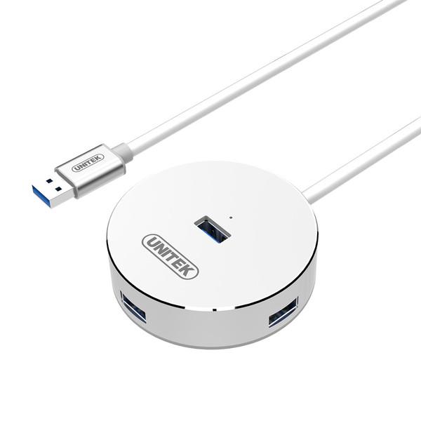 هاب 4 پورت USB 3.0 یونیتک مدل Y-3197WH
