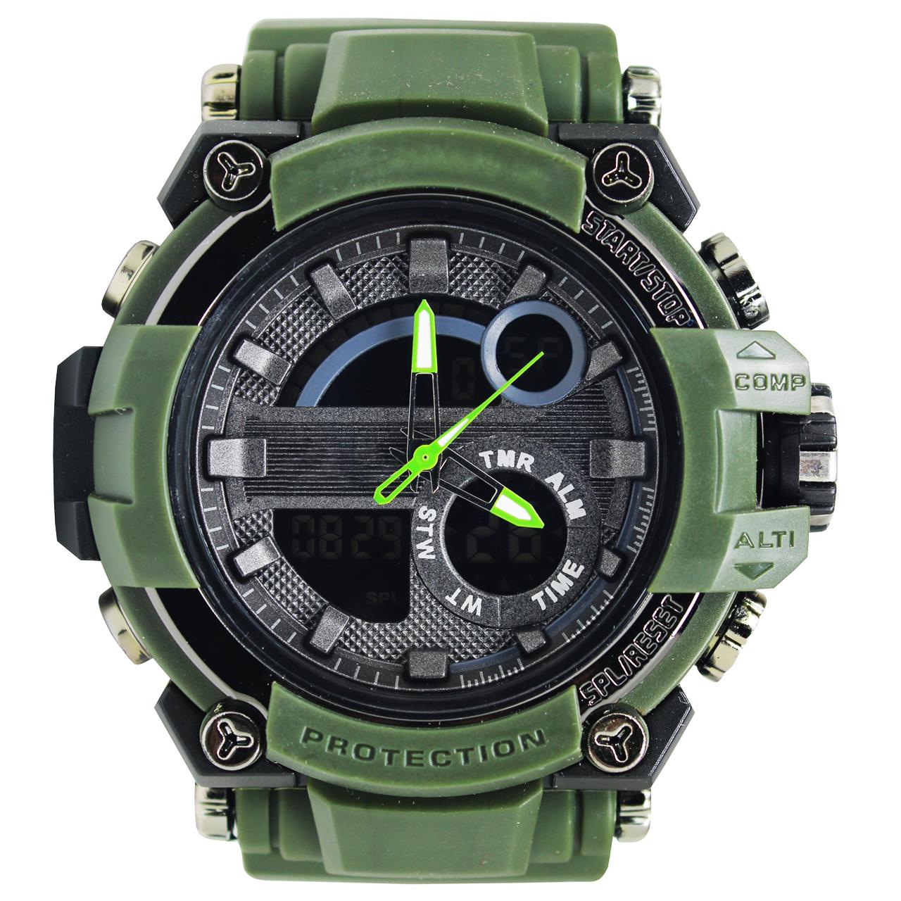 ساعت مچی عقربه ای مردانه مدل P5-14