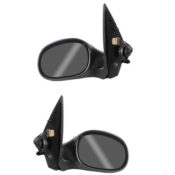 آینه جانبی برقی کاوج مدل RADFAR206 مناسب برای پژو 206 بسته 2عددی