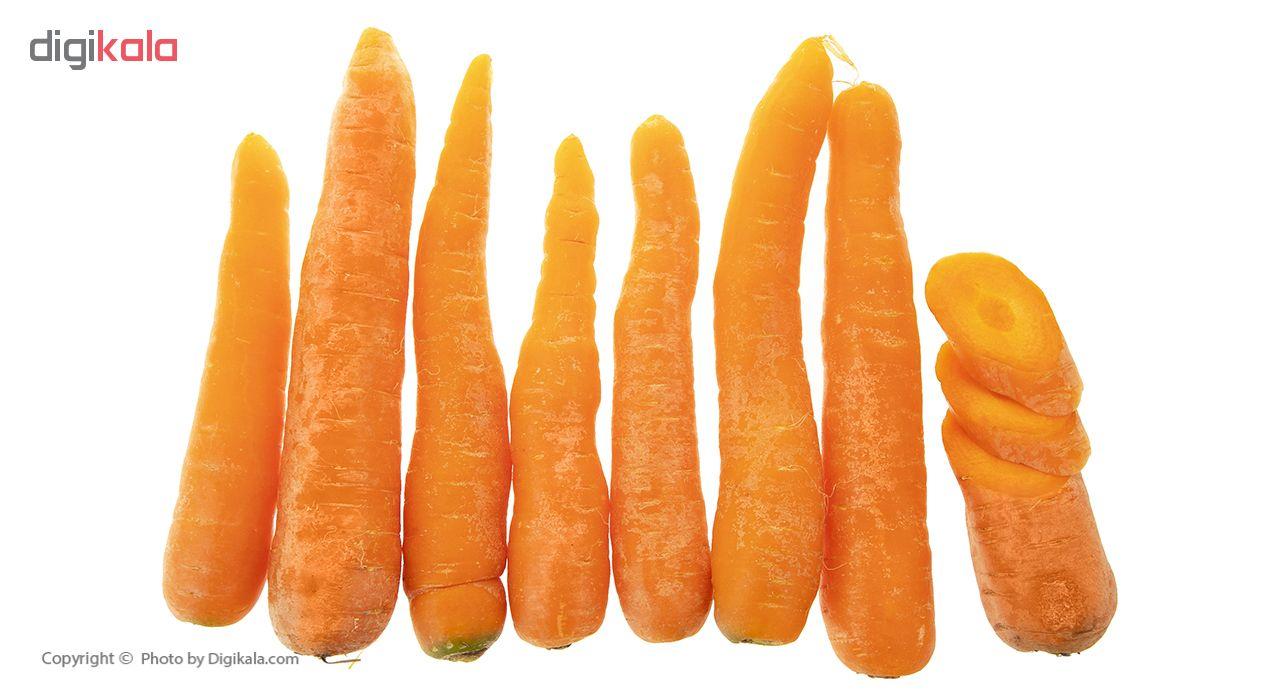هویج درجه یک - 1 کیلوگرم