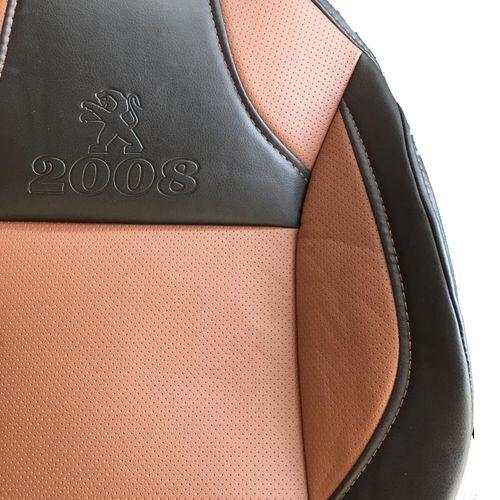 روکش صندلی خودرو مدل 0080p مناسب برای خودرو پژو 2008