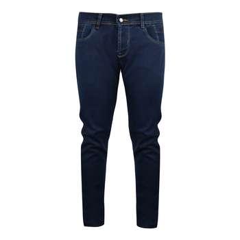 شلوار جین مردانه مدل M0011 رنگ سرمه ای