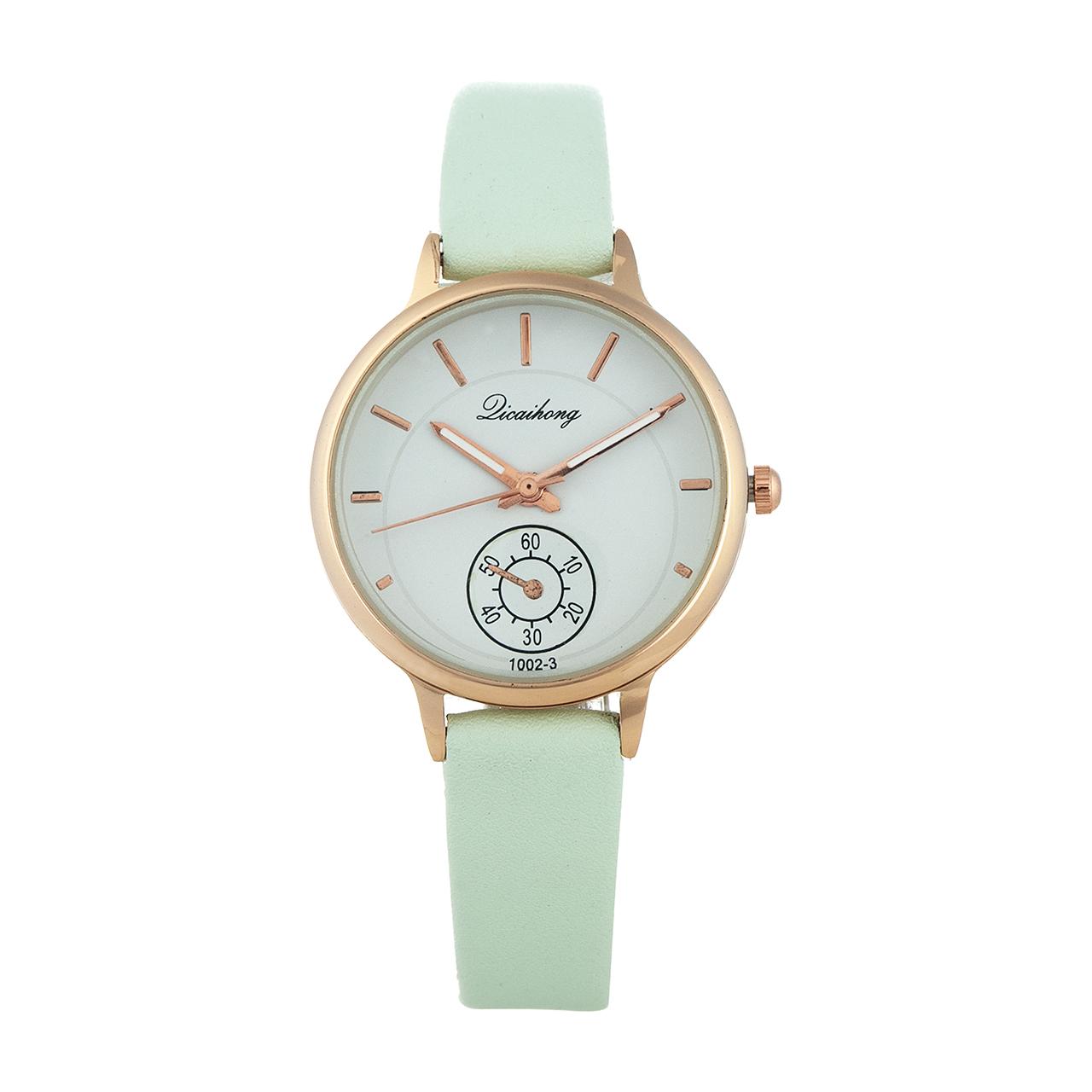 خرید ساعت مچی عقربه ای زنانه دیکایهونگ کد 1002 مدل DW1